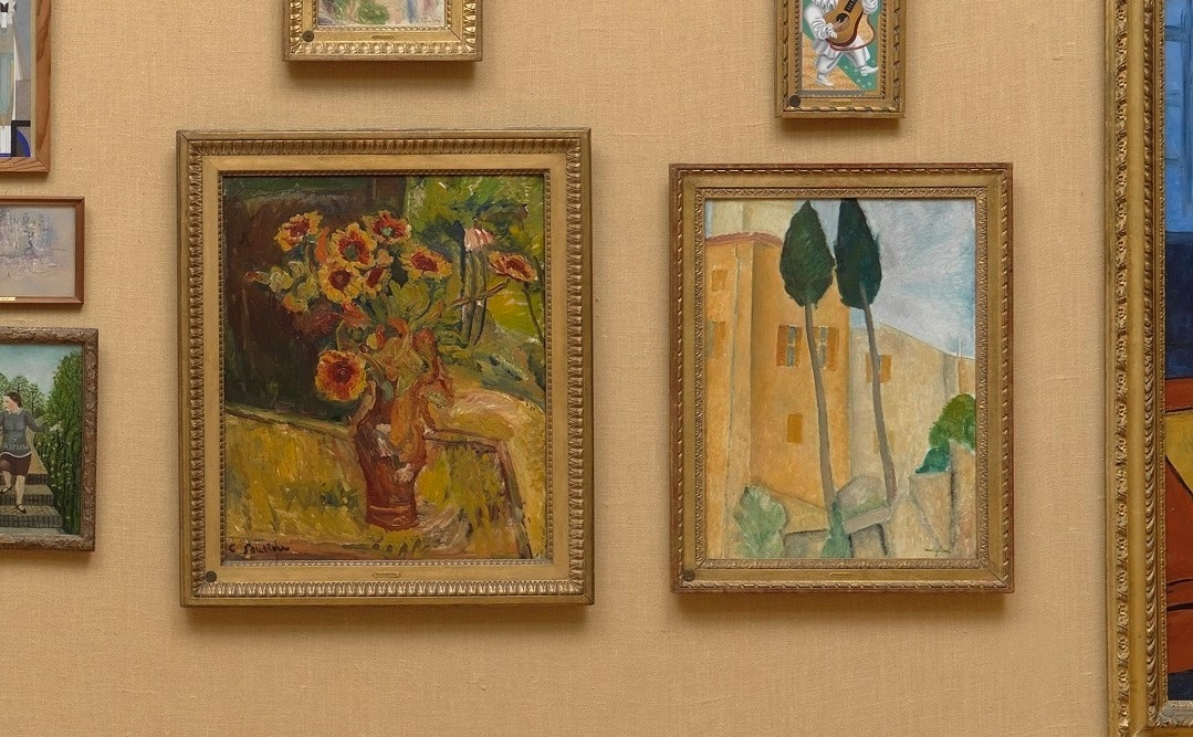 June Spotlight Tour: Modigliani and Soutine