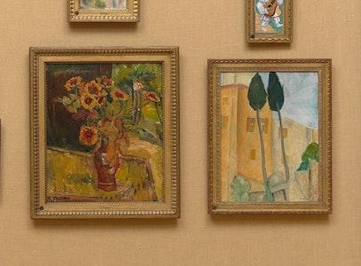 June Spotlight Tour: Modigliani and Soutine