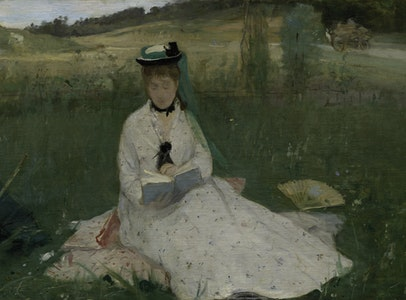 Member Previews for <i>Berthe Morisot: Woman Impressionist</i>