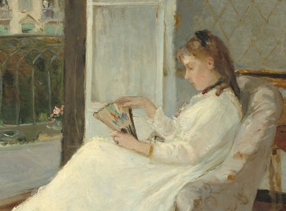 In Focus Gallery Talk: Morisot's <i>The Artist's Sister at a Window</i>