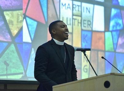 Barnes Jawn(t): Rev. Nicolas O'Rourke