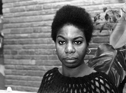 First Friday! Tribute to Nina Simone