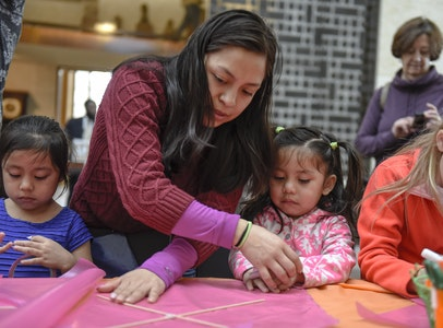 PECO Free First Sunday Family Day: Women's Work