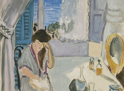 Online Class: Matisse: Painting in Nice and Beyond