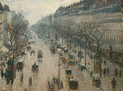 Member Appreciation Talk: Pissarro, Modernity & the Crowd