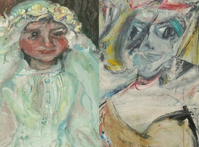 Soutine / de Kooning<br>Conversations in Paint