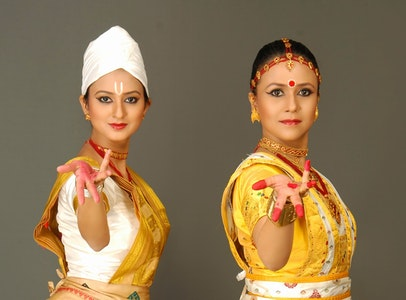 Barnes Takeover: Sattriya Dance Company