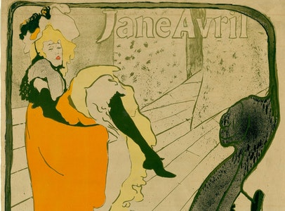 Member Appreciation Talk: Toulouse-Lautrec & the Celebrity Culture of Paris