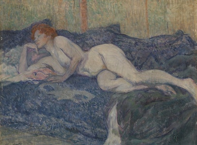 Online Class: The Nude in France: From the Ideal to the Real