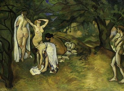 Online Curatorial Preview: <i>Suzanne Valadon: Model, Painter, Rebel</i>