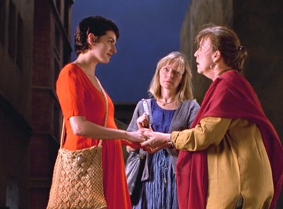 In Focus Gallery Talk: Bill Viola's <i>The Greeting</i> and <i>Observance</i>