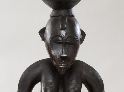 In Focus Gallery Talk: <i>Seated Female Figure of the Sãdo'o Society</i>