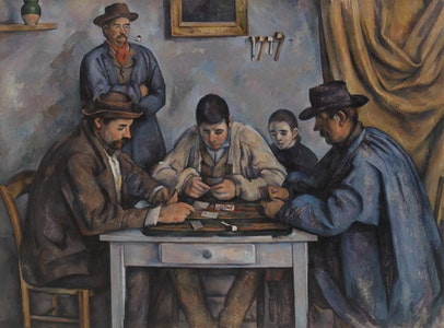 Cézanne's People: The Artist, His Wife, Some Card Players, and the Bathers