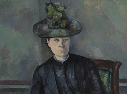 Lecture: <br>Susan Sidlauskas on the Barnes's Portraits of Madame Cézanne