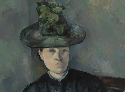 In Focus Gallery Talk: <i>Madame Cézanne with Green Hat</i>