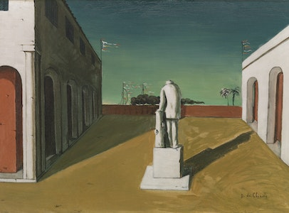 In Focus Gallery Talk: de Chirico's <i>The Arrival</i>