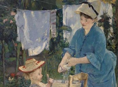 In Focus: Manet's <i>Laundry (Le Linge)</i>