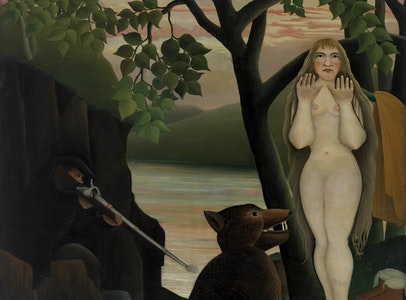 In Focus Gallery Talk: Rousseau's <i>Unpleasant Surprise</i>