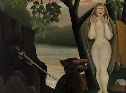 In Focus Gallery Talk: Rousseau's <i>Unpleasant Surprise</i>