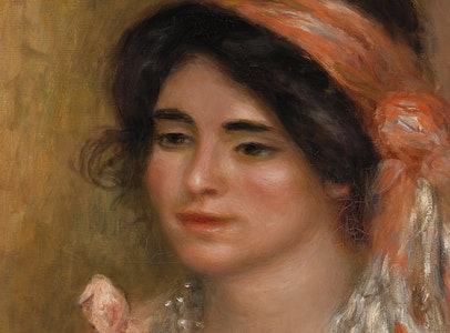 "Lecture: ""Sitting Pretty: Renoir's Women and the Art of Self-Adornment"""