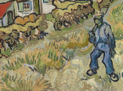 July Spotlight Tour: <br>Van Gogh, Rousseau & Other Self-Taught Artists