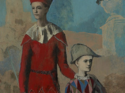 In Focus Gallery Talk: Picasso's <i>Acrobat and Young Harlequin</i>