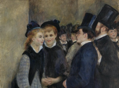 Collection Concentration: Renoir Reconsidered