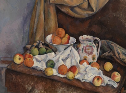Spotlight Tour:<br> Paul Cézanne—<br>His Art and Life