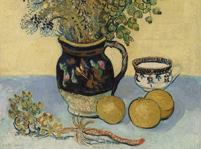 In Focus Gallery Talk: Van Gogh's <i>Still Life</i>