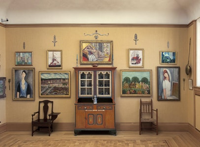 In Focus Gallery Talk: Braun's Cupboard