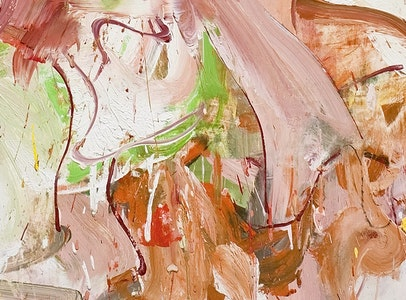 Member Appreciation Talk: De&nbspKooning's Quest