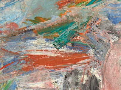 Online Class: Conservation Challenges: Abstract Expressionism