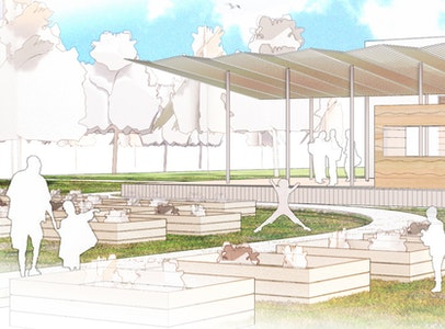 North Philly Peace Park: Designing for Light, Life, and the Afrofuture of North Philly