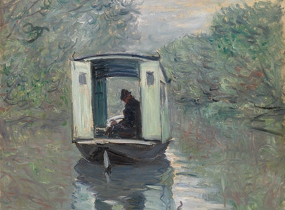 Painting Time: Monet and the Pace of Modernity